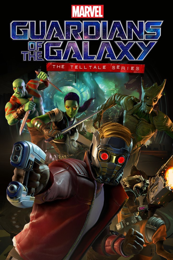 Marvel's Guardians of the Galaxy The Telltale Series Steam KOD KLUCZ
