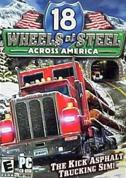 18 Wheels of Steel Across America Steam KOD KLUCZ