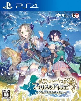 Atelier Firis The Alchemist and the Mysterious Journey Steam KOD KLUCZ