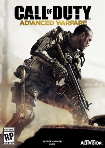 Call of Duty Advanced Warfare Steam KOD KLUCZ