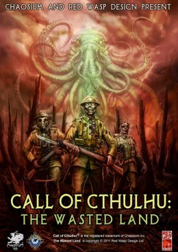 Call of Cthulhu The Wasted Land Steam KOD KLUCZ