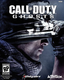 Call of Duty Ghosts Steam KOD KLUCZ