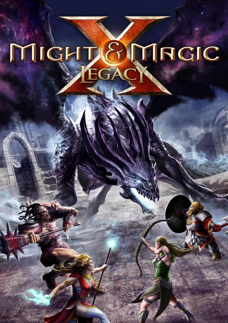 Might and Magic X Legacy Uplay KOD KLUCZ