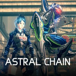 Astral Chain Nintendo Switch KOD KLUCZ