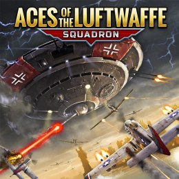 Aces of the Luftwaffe Squadron XBOX One KOD KLUCZ