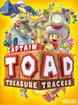 Captain Toad Treasure Tracker Nintendo Switch KOD KLUCZ