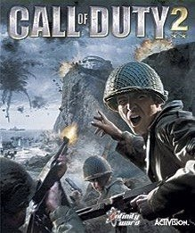 CALL OF DUTY 2 STEAM kod klucz