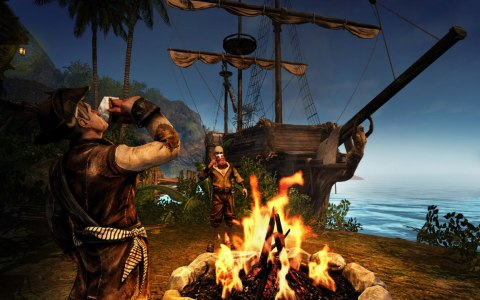 Risen 2 Dark Waters Treasure Isle DLC Steam Klucz