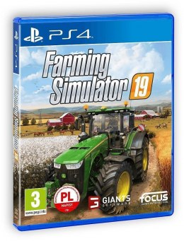 Gra Farming Simulator 19 (PS4)