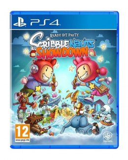 Gra Scribblenauts Showdown PS4