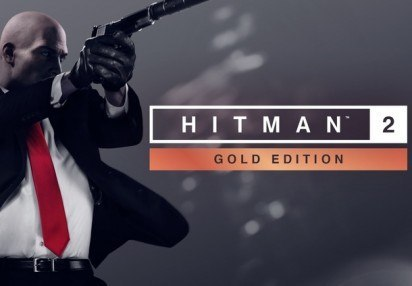 HITMAN 2 GOLD EDITION PL STEAM KOD KLUCZ