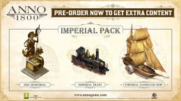 Anno 1800 The Imperial Pack Uplay PREORDER BONUS KOD