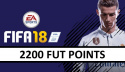 FIFA 18 2200 FUT POINTS ORIGIN KOD KLUCZ