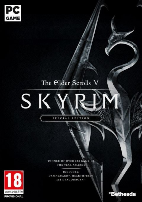 THE ELDER SCROLLS V SKYRIM SPECIAL ED. STEAM KOD