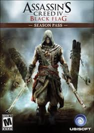 Assassin's Creed IV Black Flag Season Pass Uplay kod klucz
