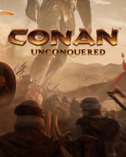 Conan Unconquered Deluxe Edition Steam kod klucz