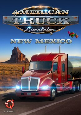 American Truck Simulator New Mexico DLC Steam Kod Klucz