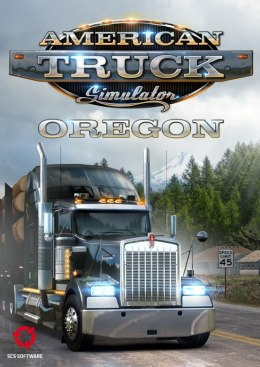 American Truck Simulator Oregon Steam Kod Klucz