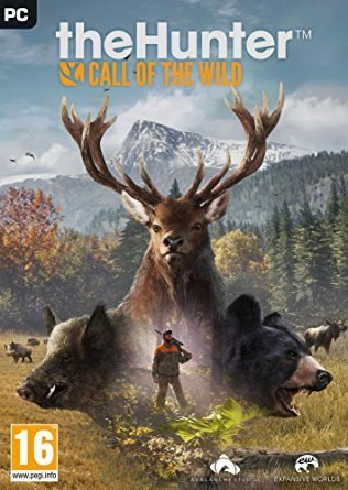 TheHunter Call of the Wild 2019 Steam Kod Klucz