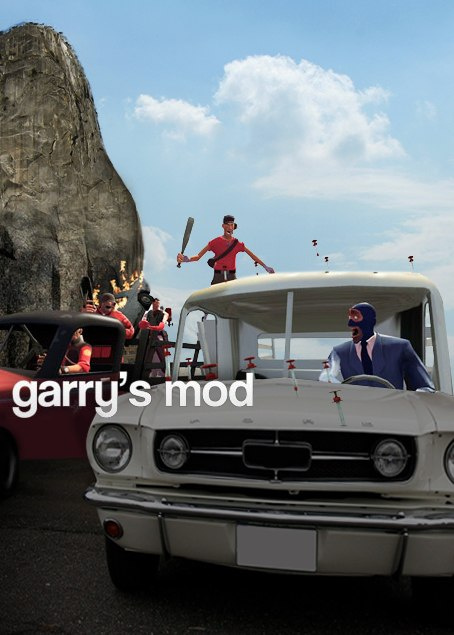Garry's Mod Steam Kod klucz