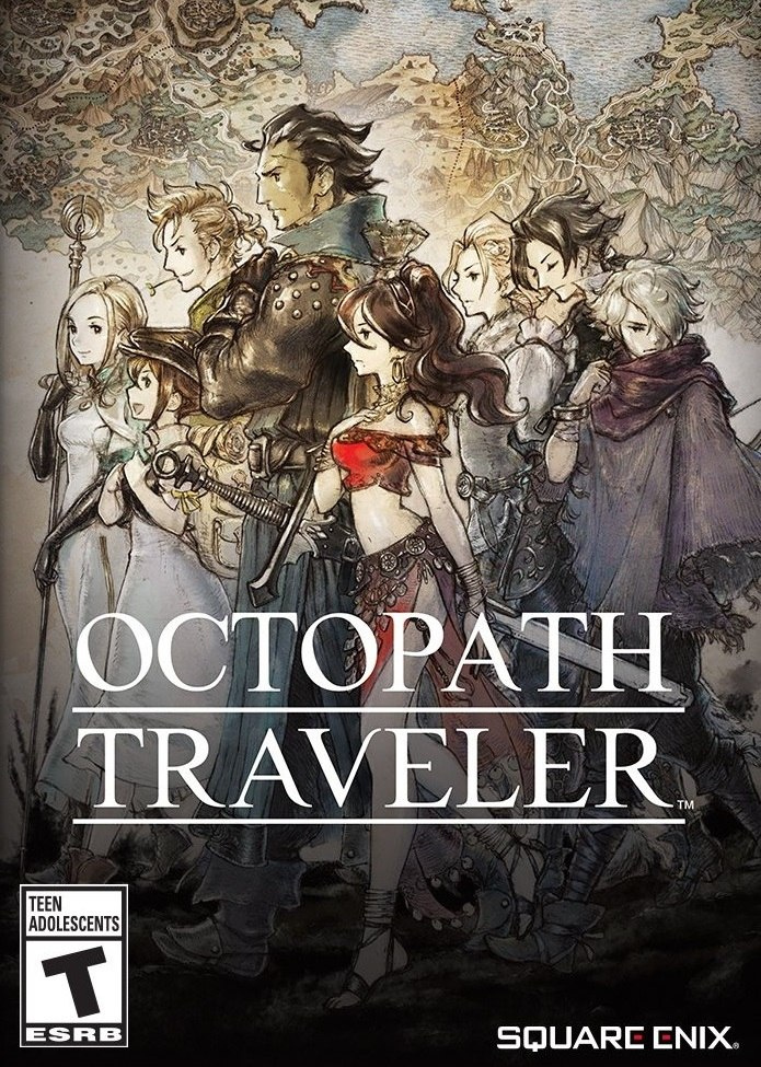 Octopath Traveler Steam Kod klucz