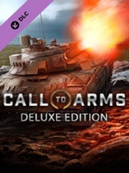Call to Arms Deluxe Edition Steam Kod Klucz