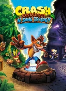 Crash Bandicoot N. Sane Trilogy Steam Kod Klucz