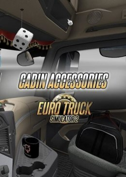 Euro Truck Simulator 2 Cabin Accessories Steam Kod Klucz