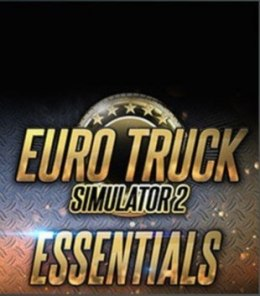 Euro Truck Simulator 2 Essentials Steam Kod Klucz