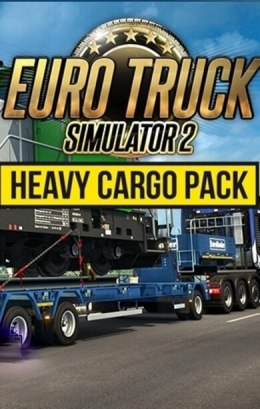 Euro Truck Simulator 2 Heavy Cargo Pack Steam Kod Klucz