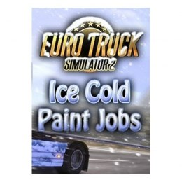 Euro Truck Simulator 2 Ice Cold Paint Jobs Pack Steam Kod Klucz