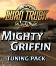 Euro Truck Simulator 2 Mighty Griffin Tuning Pack Steam Kod Klucz