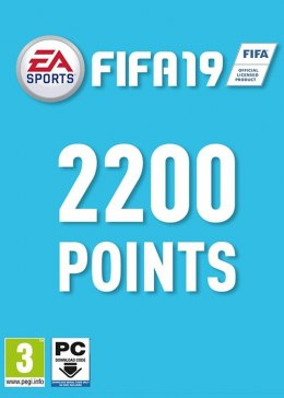 FIFA 20 2200 FUT Points Origin Kod Klucz
