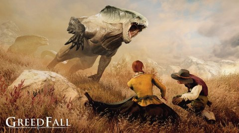 GreedFall Steam Kod Klucz