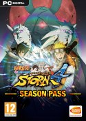 NARUTO SHIPPUDEN Ultimate Ninja STORM 4 Season Pass Steam kod klucz