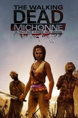 The Walking Dead Michonne Epic Games Kod Klucz