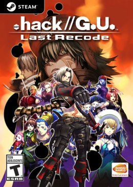 .hack//G.U. Last Recode Steam Kod Klucz