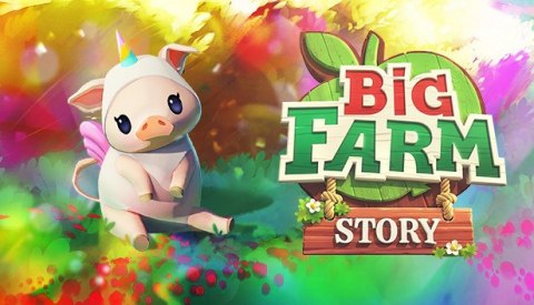 Big Farm Story Steam Kod Klucz