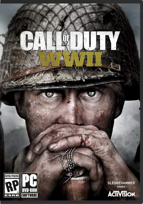 Call of Duty WWII Steam Kod Klucz