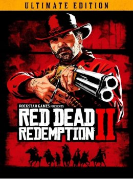 Red Dead Redemption 2 Ultimate Edition Rockstar Kod Klucz