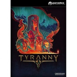 Tyranny Standard Edition Steam Kod Klucz