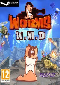Worms W.M.D PL Steam
