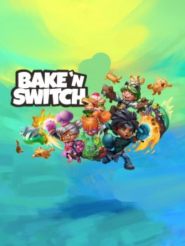 Bake 'n Switch Nintendo Switch Kod Klucz