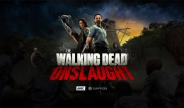 The Walking Dead Onslaught PS4 Kod Klucz