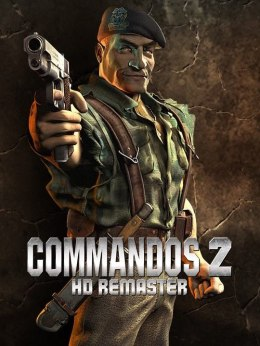 Commandos 2 HD Remaster PS4 Kod Klucz