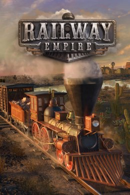 Railway Empire Nintendo Switch Kod Klucz