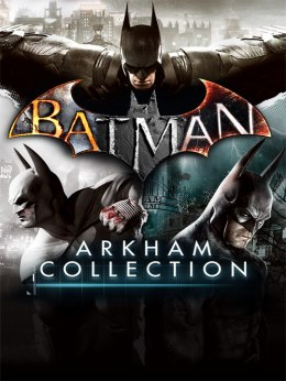 Batman Arkham Collection XBOX One KOD KLUCZ
