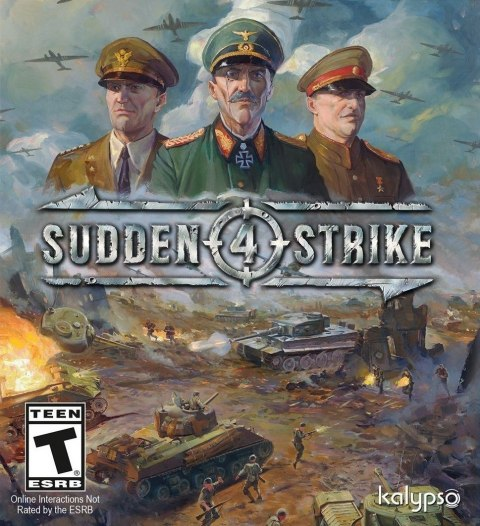 Sudden Strike 4 Complete Collection XBOX One KOD KLUCZ