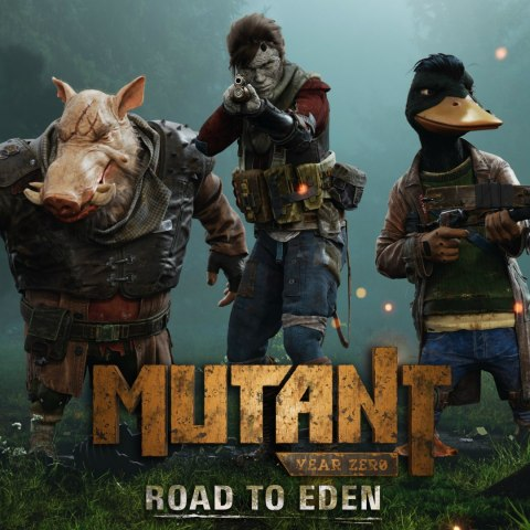 Mutant Year Zero Road to Eden XBOX One KOD KLUCZ