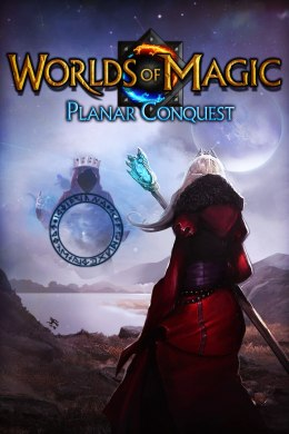 Worlds of Magic Planar Conquest Nintendo Switch KOD KLUCZ